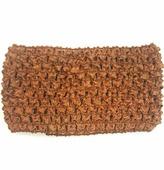 Ткань Caramelkalife Резинка сетчатая, ширина 7 см. Цвет Светло-коричневый.