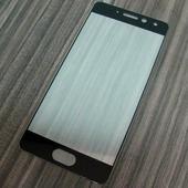 для Meizu Pro 7 Защитное стекло Ainy Full Screen Cover 2,5D 0,33 мм черное