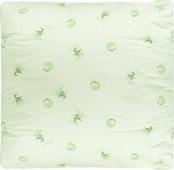 """Подушка Легкие сны """"Бамбук"""", наполнитель: бамбуковое волокно, 68 x 68 см"""