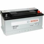 Автомобильный аккумулятор Bosch S3 012 (88 А/h), 740A R+ (588 403 074)