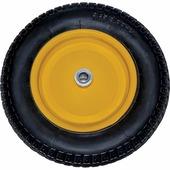 Запасное колесо для тачки Park WB5302, 092807, желтый, 350 мм