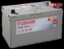 Автомобильный аккумулятор Tudor High Tech TA954 (95 А/ч), 800A
