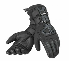 Перчатки Dainese D-Impact 13 D-Dry Glove (M, black/carbon, 2014-2015)