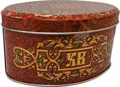 Чай листовой ABIGAIL Пасха, в жестяной банке, 50 г