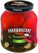 Лукашинские томаты по-казацки с вишневым листом, 670 г