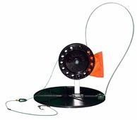 Жерлица зимняя РБ Жерлица (ставка) зимняя оснащенная на диске 210мм, катушка 90мм