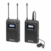 Двухканальная беспроводная микрофонная система Boya BY-WM8 Pro-K1