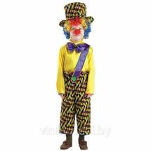 Карнавальный костюм Клоун Петя Арт. 8043 32 (рост 122 см)