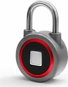 Замок GLS, электронный, универсальный, цвет: красный, серый. GLS-U-BT_F