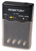 Зарядное устройство для аккумуляторов Robiton Smart S100