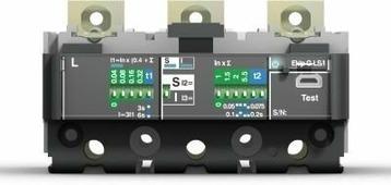 1SDA0 67343 R1 Расцепитель защиты Ekip LSI In=100A XT2 4p ABB, 1SDA067343R1