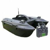 Радиоуправляемый катер-катамаран Jabo 5CG 10 2.4GHz для рыбалки с эхолотом и GPS