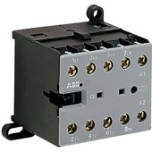 Миниконтактор ВC6-30-01-P 9A (400В AC3) катушка 110В DС ABB, GJL1213009R0104