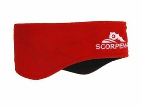 Повязка флисовая налобная Scorpena двухсторонняя