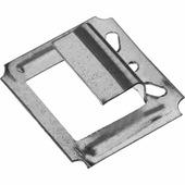 Крепеж для вагонки кляймер ЗУБР 7 мм, 50 шт. 3075-07_z01