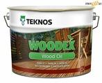Пропитка масло Teknos WOODEX Woodex Wood oil VARITON, бесцветный, 9л, шт, Финляндия