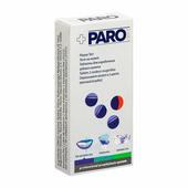 Таблетки для индикации зубного налета Paro