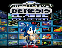 SEGA Megadrive and Genesis Classics Collection (SEGA_2788)