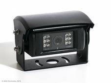 Камера заднего вида AVEL AVIS AVS660CPR - Видеокамера с автоматической шторкой и подогревом