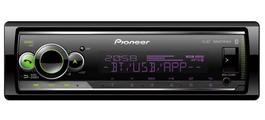 Автомагнитола без диска 1DIN Pioneer MVH-S520BT