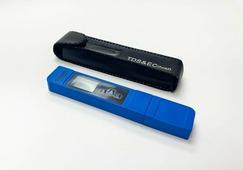 Тестер жесткости воды VegeBox TDS, синий