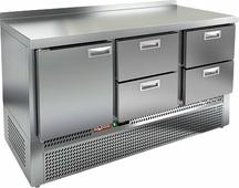 Холодильный стол HICOLD GNE 122/TN