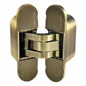 Петля скрытой установки с 3D-регулировкой Armadillo 11160UN3D Architect 3D-H Universal 60 бронза