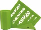 "Подставка для ножей ""Winner"", цвет: зеленый . WR-3154"