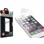 Ainy Гибридное стекло для Apple iPhone 7 / 8 (гнущаяся полноэкранная стеклопленка), цвет белый
