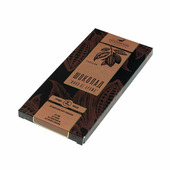 "Несладкий шоколад ""премиум"" Горький 100%, 70 гр."