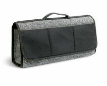 """Сумка-органайзер в багажник Autoprofi """"Travel"""", ковролиновая, цвет: серый. ORG-20 GY"""
