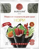 Морские водоросли Mayumi Нори, 28 г