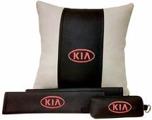 """Подарочный набор автомобилисту Auto Premium """"Kia"""", 3 предмета"""