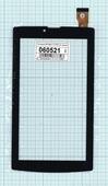 Тачскрин (сенсорное стекло) для планшета RP-250A-7.0-FPC-A3 ver.C, черный