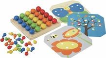 Plan Toys Мозаика