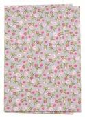 """Ткань Кустарь """"Акварельные розочки №13"""", 48 х 50 см. AM572013"""