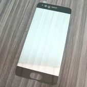для Huawei P10 Защитное стекло Ainy Full Screen Cover 2,5D 0,33 мм черное