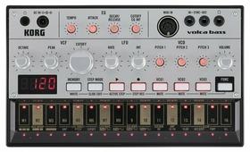 аналоговый басовый грувбокс KORG Volca Bass