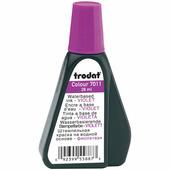 Штемпельная краска, фиолетовая, 28 мл (Trodat)