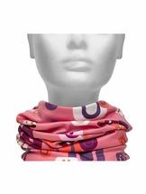 Шарфик-повязка розовый