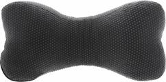 """Подушка автомобильная Smart Textile """"Автомобильная люкс"""", на подголовник, наполнитель: лузга гречихи, 30 х 15 см"""