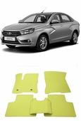 Lada Vesta 2015 - н.в. коврики EVA Smart Только водительский