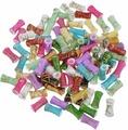 """Бусины Астра """"Цветные камешки"""", 12 мм х 4 мм, 165 шт"""