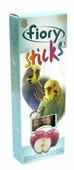 "Палочки для попугаев Fiory ""Sticks"", с яблоком, 2 х 30 г"