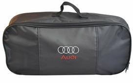 """Набор аварийный в сумке """"Auto Premium"""", с логотипом """"Audi"""" + жилет светоотражающий, размер XL. 67466"""