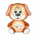 """Игрушка антистресс Штучки, к которым тянутся ручки """"Трогательные игрушки. Собака"""". 13аси26ив-1"""
