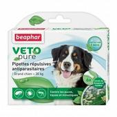 """Капли от блох и клещей """"Beaphar"""", для собак крупных пород, 6 х 2 мл"""