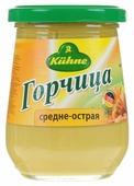 Kuhne Mustard Medium горчица средне-острая, 255 г
