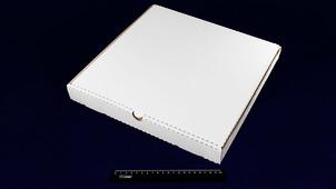 Коробка под пиццу 360*360*40, белая.31696/3656