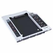 """Переходник HDD Espada SS12 (для установки 2.5"""" SATA HDD в отсек оптического привода ноутбука 12.7mm)"""